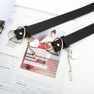 Classic Jeans rings gift love decoration pin buckle belt women's beltSQNT