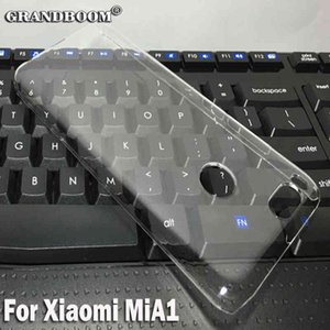 100 pcs Ultra Slim Clear Case Hard PC para Xiaomi Mi8 5s Plus Mia2 A1 Nota 3 Max Mix 2S 3 Phone Case Provavelmente Capa de Cristal