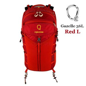 Strong Oxygen Gazelle 36L Backpack Outdoor Light Breathable Mountaineering Bag Double-shoulder Sport Bags