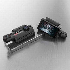 3-inch Car DVR Camera Dash Cam Dual Record Hidden Video Recorder 1080P Night Vision Parking Monitoring DashCam DVRs