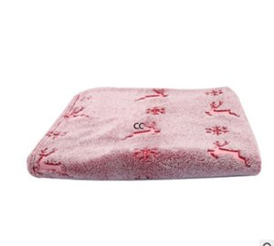 High Quality Blankets Children Luminous Blanket Office Carpets Coral Flannel Home Carpet DHE10029
