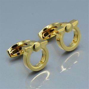 Prix en gros Une variété de styles argent / or hommes chemise boutons boutons de boutons de manchette bijoux gicles manchette pour homme cadeau