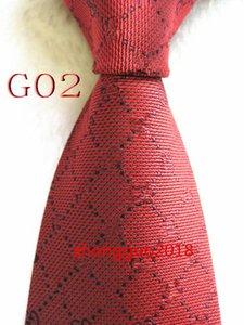 Мужчины Классический шелковый галстук мужские деловые галстуки шеи одежда тощие жениха галстук для свадьбы вечеринка костюма рубашка повседневные связи 02