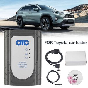OBD2 Scanner GTS VIM Car Diagnostic Tool for Toyota Automotive Engine Fault Code Reader All Systems Diagnostic Scan Tool