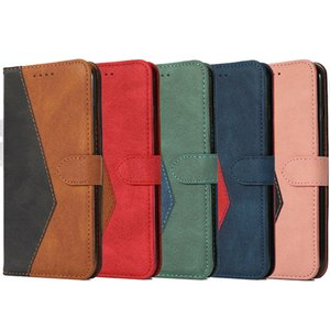Wallet Leather cell Phonecase cases for iPhone 13 12 11 pro XR XS max Samsung S21 A12 A22 A32 A42 A52 A72 A82 A51 A71 with Card Cash Holder Slot