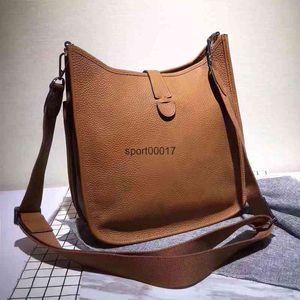 Wholesale cowhide genuine leather cross body bags women fashion shoulder mini handbags Polychromatic shopping purse messenger bag