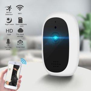 Sistema de cámaras de vigilancia de vigilancia de seguridad para mascotas para bebé inalámbrico HD con visión nocturna Intercom de audio webcam IP