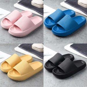 Lesv Star Designer Pantofole di lusso Womens House Flip Flops Chainsummer Sandali Dener in pelle Slipper Dimensioni da donna con