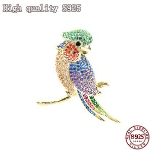 Fashion Jewelry High Quality Lovely Bird Best Charm Brooch Accessories For The Party