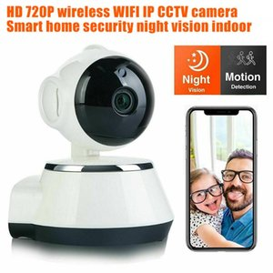 Mini Cameras HD 720P Wireless WIFI IP CCTV Camera Smart Home Security Night Vision Indoor DQ-Drop