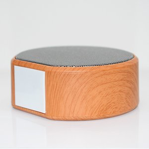 A60 Wooden BT Speaker Portable Wireless Subwoofer MP3 Player FM Radio Audio TF Card USB Play Handsfree Calling Outdoors