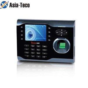 Parmak İzi Zaman Seyirci, TCP / RS232 / 485 / USB Host istemcisi, RFID Okuma Kartları Erişim Kontrolü
