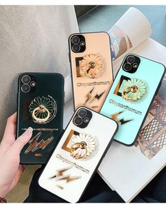 Fashion D Words Flower Bling Diamond Cases For Iphone 13 12 Mini Pro Max 11 XR XS X 8 7 Plus With Finger Ring Holder Stand Hard PC TPU Luxury Smart Phone Back Cover