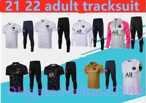 20.21 estimula o tracksuit adulto del Chandal 2020 2021 Tottenham CELSO NDOMBELE Camisas de Polo de futebol Casacas de treino