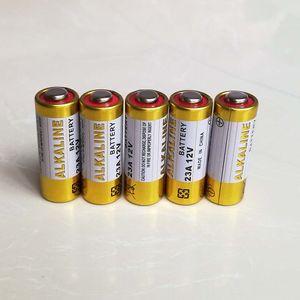3000 шт. / Лот 23А 12 В щелочной батареи для L1028 Дверной звонок Пульт дистанционного управления MN21 A23 Batterie