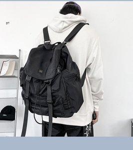 Backpack Yoshida Porter Fashion Japanese Brand Large-Capacity School Bag Male College Student Female Casual
