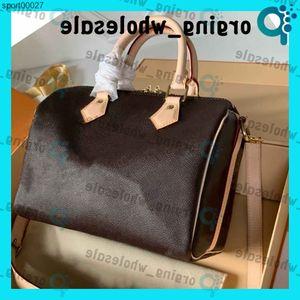 speedy handbag Messenger Classic Style Fashion Bags Ladies With Shoulder Strap Dust Bag LM01 C