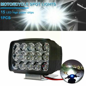 Emergency Lights 15 High Brightness LED Electric Motorcycle Light 12V-85V DC Suitable For Motorcycles Motos ATVs UTVs Scooter Lighting K0T5