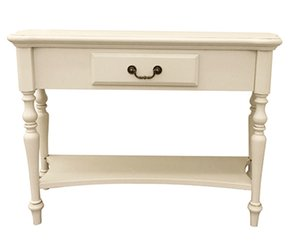 European style solid wood porch cabinet, living room furniture can be customized