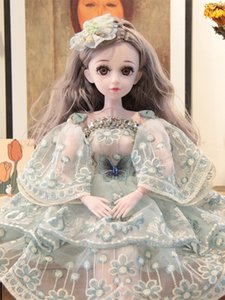 60cm clothes constellation simulation change doll girl toy oversize Barbie princess set 19 shangying 8 ban chen jing bing 24