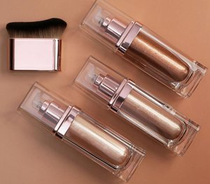 Makeup Beauty Liquid Highlighter APHRODITE AURORA LUNA All Over Face and Body Glow Bronzers Highlighters Hu Brand