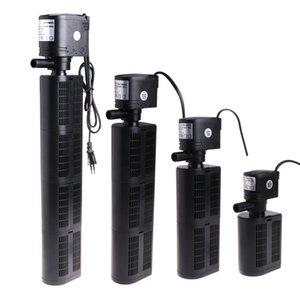 EU Plug Submersible Filter Pump Water Internal For Aquarium Fish Tank Pond 12 18 25 35W
