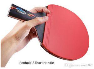 تنس الطاولة Raquets Regail Tool Tennis Ping Pong مضرب واحد