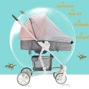 Arrival Baby Stroller Mosquito Net Pushchair Safe Mesh Buggy Crib Cart Insect Nets Born Full Cover Netting Accessories