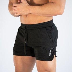 Тренажерный зал тренировки шорты фитнес одежда для мужчин бодибилдинг работает оснащенный тренировки JSF12