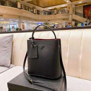 2021brand مصممين اليد الفاخرة الأيدي عالية الجودة السيدات حقائب الكتف المرأة رسول الجلود الأزياء دلو حقيبة الصليب الجسم bagdesigner