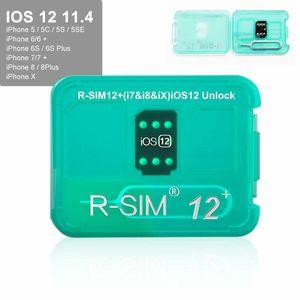 Rsim12+ Rsim Sim Card Unlock Chip with Pop out Menu Unlocking for iOS12.X