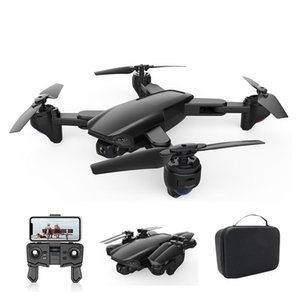 SG701-S 5G WiFi FPV RC Drone Foldable Quadcopter With Dual HD Camera 4K GPS Optical Flow Helicopter Toys Drones