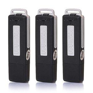 Digital Voice Recorder 16GB 8GB Rechargeable Mini USB Flash Drive Recording Dictaphone 70Hr Audio Portable Dropship