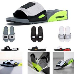 Top Quality Men Women 90 Slippers Runner Mens Sandals Shoes Slide Summer Fashion Wide Flat Flip Flops Size EUR36-EUR45