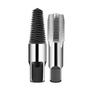 탭 밸브의 손 도구 1/2 깨진 헤드 워터 파이프 수도꼭지 삼각형 나사 추출기 4 점 복구 와이어 도구
