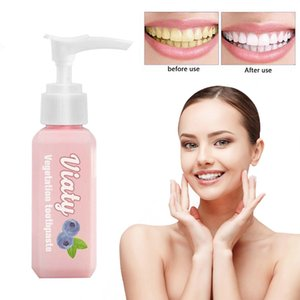 Toothpaste Stain Removal Whitening Fruit Flavor Toothpaste Fight Bleeding Gums Fresh Breath Teeth Oral Health Care TSLM1