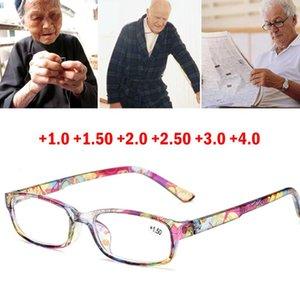 Lesebrille Männer Mode Klare Linse Kunststoff Eyewears Licht Frauen Farbe Brillen Presbyopic Diopter Lupe Sonnenbrillen