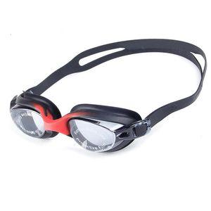 Goggles Electroplate Swimming Glasses Men Women Professional Waterproof Anti Fog UV Protection Swim Eyewears