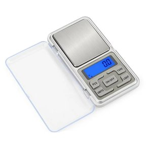 Escalas de bolsillo de la joyería superior de la alta precisión de alta precisión 0.01g Diamante de oro de oro Balance de peso de la plataforma de alimentos digitales