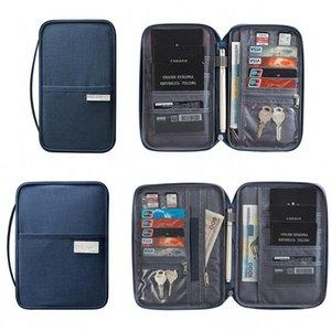 Card Holders Waterproof Passport Holder Travel Wallet Big Wallets Organizer Accessories Document Bag Cardholder 393