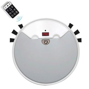 Robot Vacum Cleaner Floor Vacuum With Remote Control Automatic Mopping Three-in-one Intelligent Vaccum For Home Cleaners