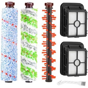 Replaceable Filter Parts For Bissell CrossWave Vacuum,Multi Surface Brush Roll,Vacuum Roll,Rug Rolls Vacuum Cleaners