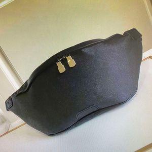 가방 M44336 발견 부랑자 남성용 허리 벨트 이클립스 캔버스 가방 Fanny Pack 여행 여성 가슴 어깨 숄더 크로스 바디 허리 전화 주머니