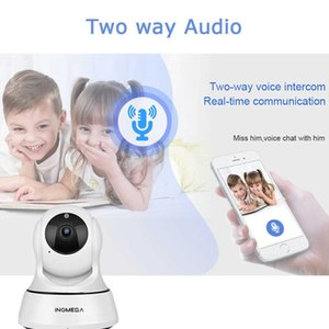 INQMEGA 1080P IP Camera Wireless Wifi Cam Indoor Home Security Surveillance CCTV Network Camera Night Vision P2P Remote View H0901