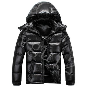 Winter down jacket Mens designer parkas coats fashion jackets classic hooded Thick outdoor warm feather man outwear