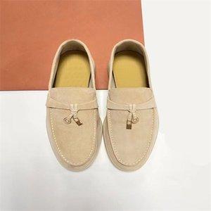 Летняя прогулка серии мужская и женская формальная обувь Элегантный свет роскоши
