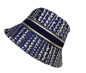 2021 Gold Thread Luxury Basin Caps Bucket Hat Beanies Designer Cap Men Women Outdoor Fashion Winter Fisherman's Hats 58CM X0903A