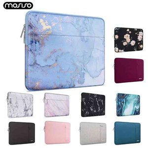 Mosiso Laptop Bag for Macbook Pro Air 11 12 13 13.3 14 15 inch HP Dell Acer Lenovo Surface Notebook Cover Waterproof Sleeve 210325