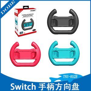 Nintendo switch racing game steering wheel for joy con
