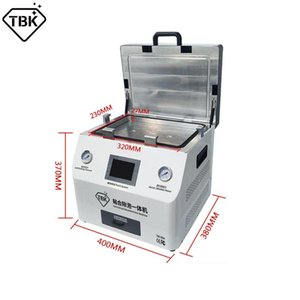 All In One Vacuum OCA Lamination Machine For Screen Max 15 Inch Flat Edge S7 S8 S9Plus S10 S20 Note 20 Mobile Phone Repair Power Tool Sets